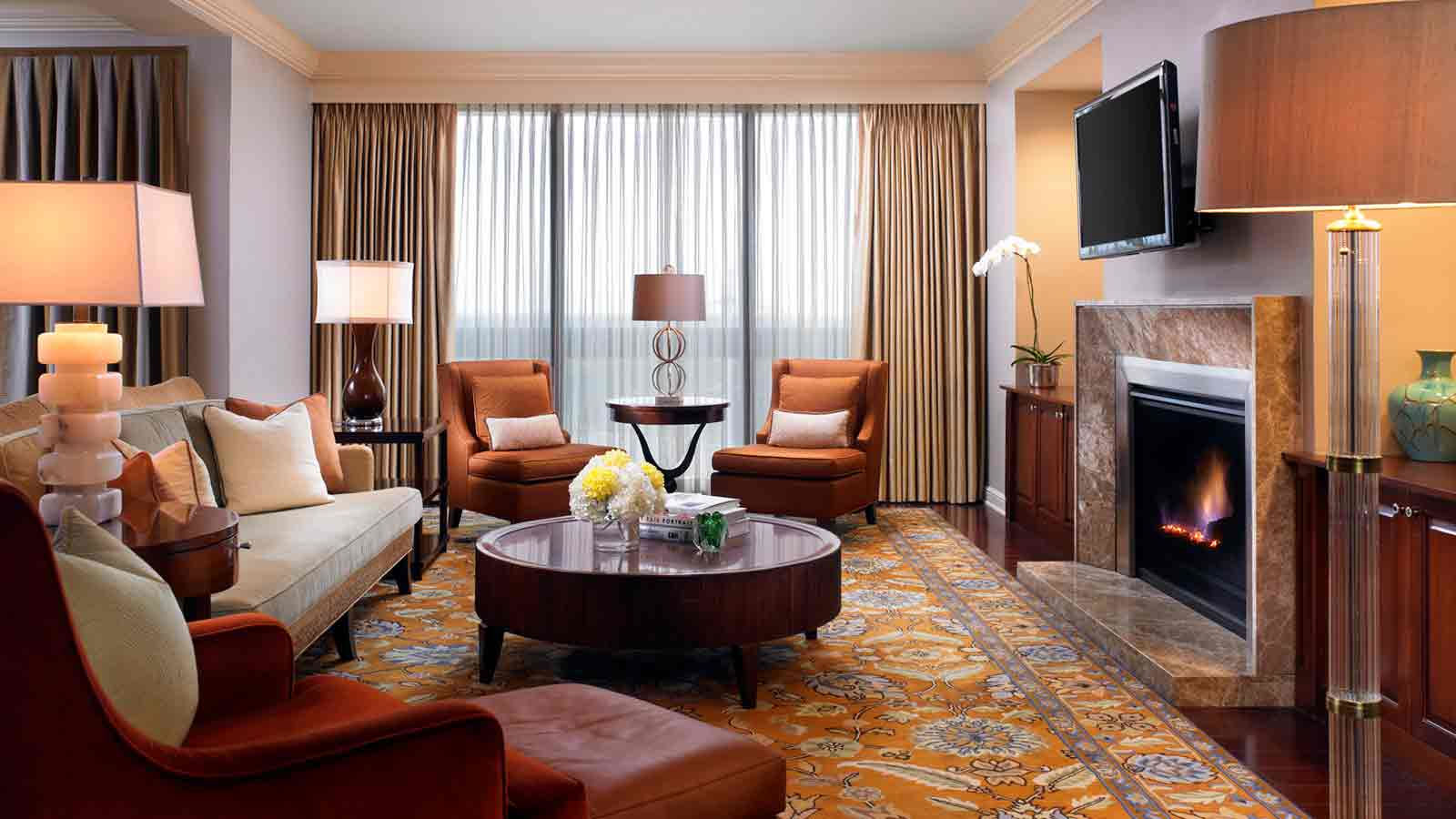 The St. Regis Houston - Presidential Suite