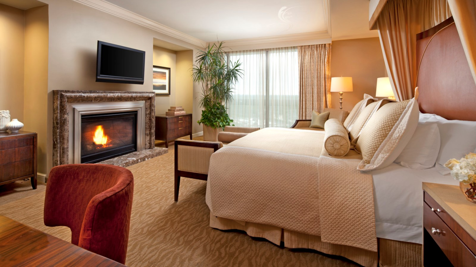 Presidential Suite - Luxury Hotels in Houston - The St. Regis Houston Hotel