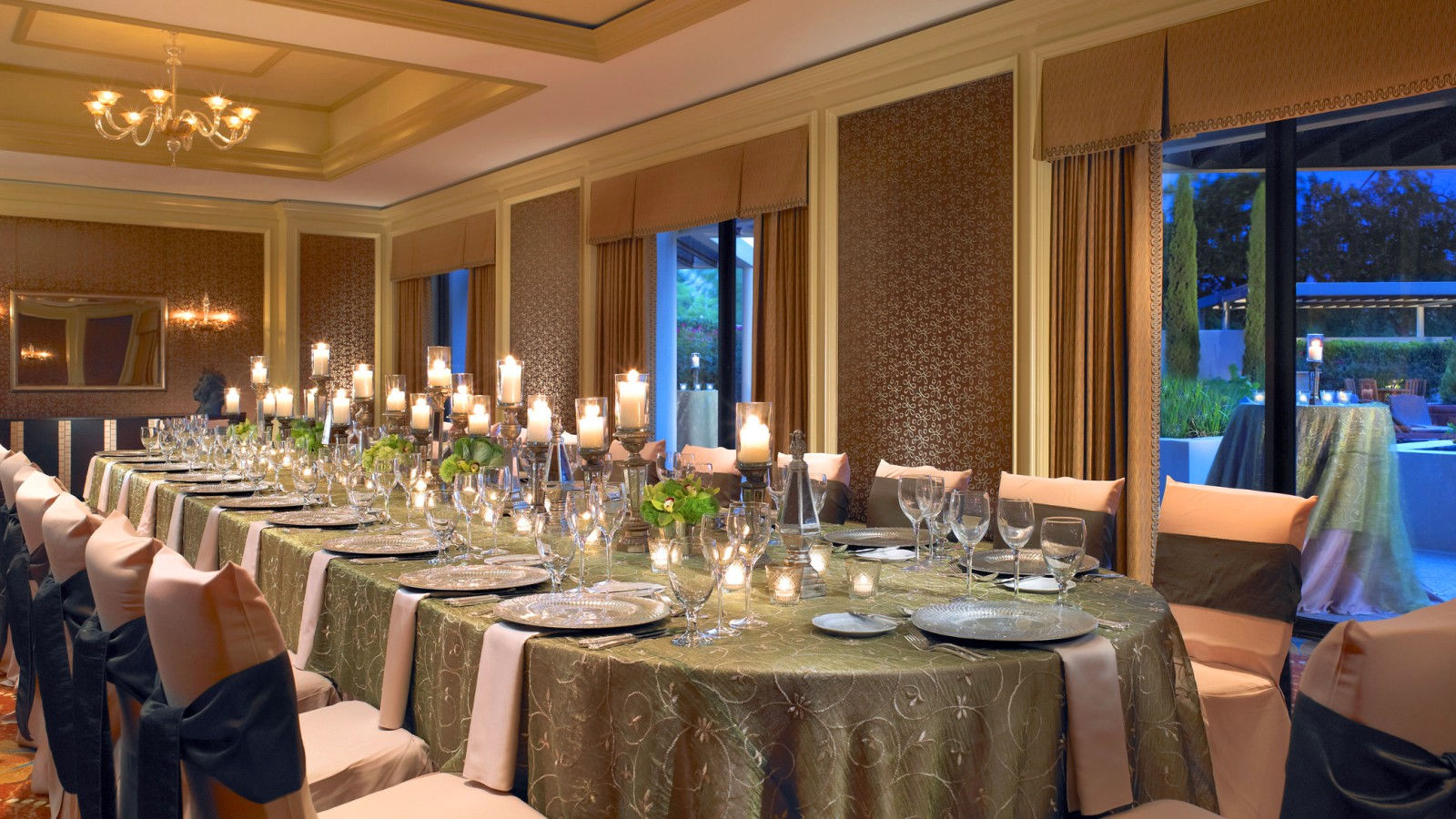Luxury Wedding Venues in Houston - The Cuisine