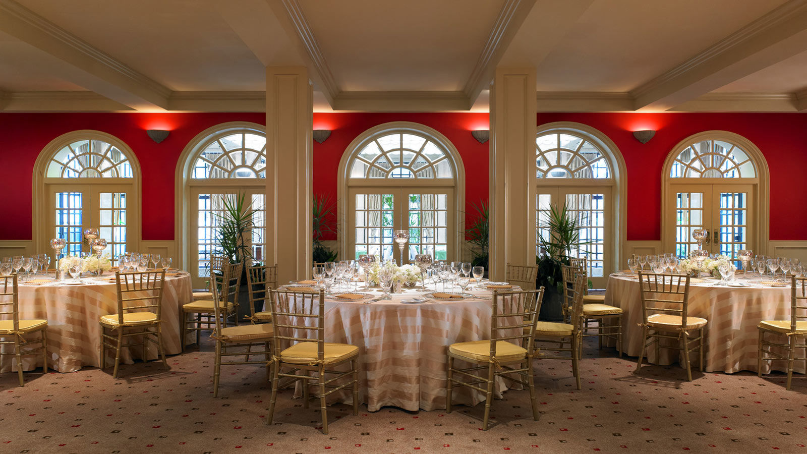 Wedding Venues in Houston - Ballroom