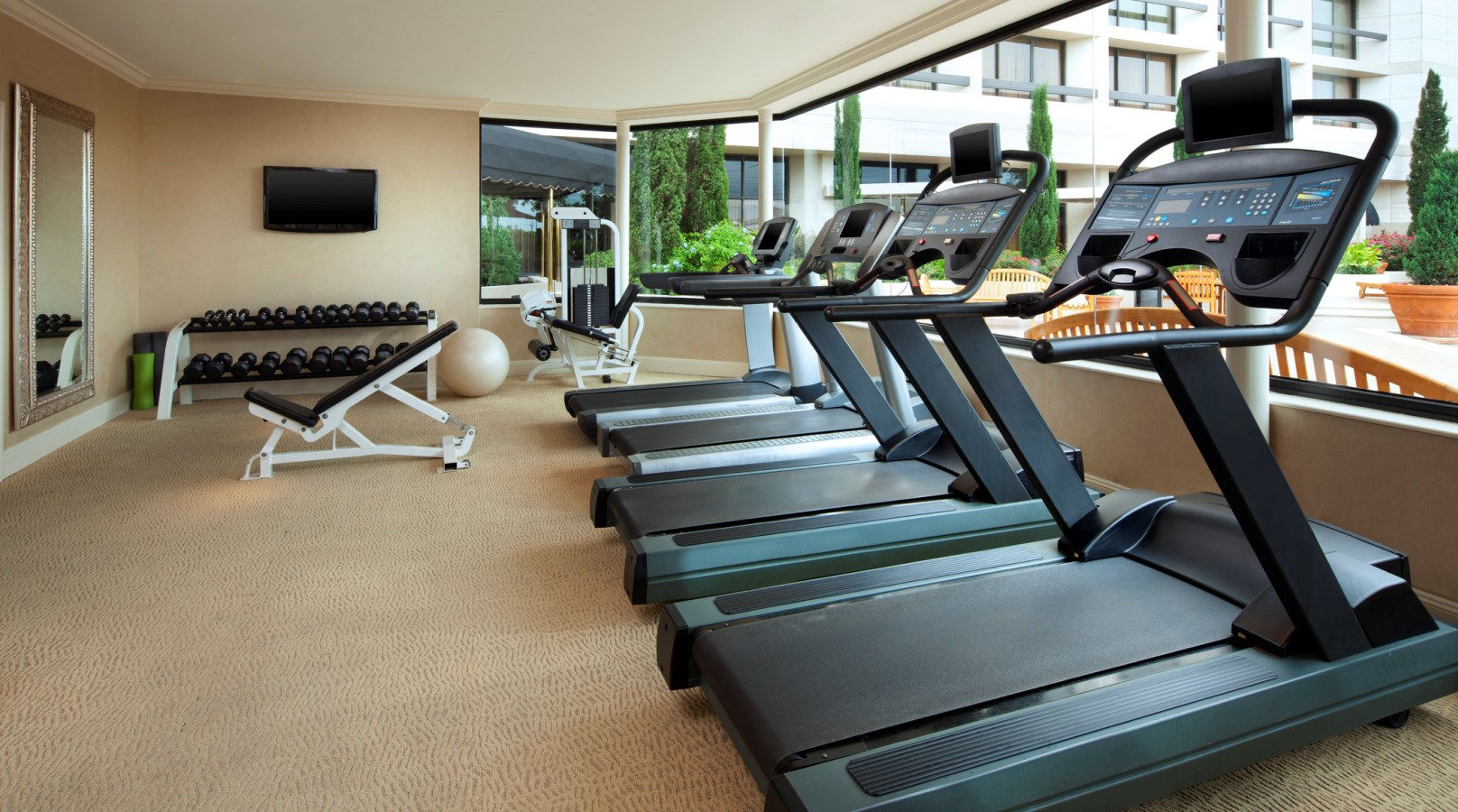 The St. Regis Houston - Fitness Facility