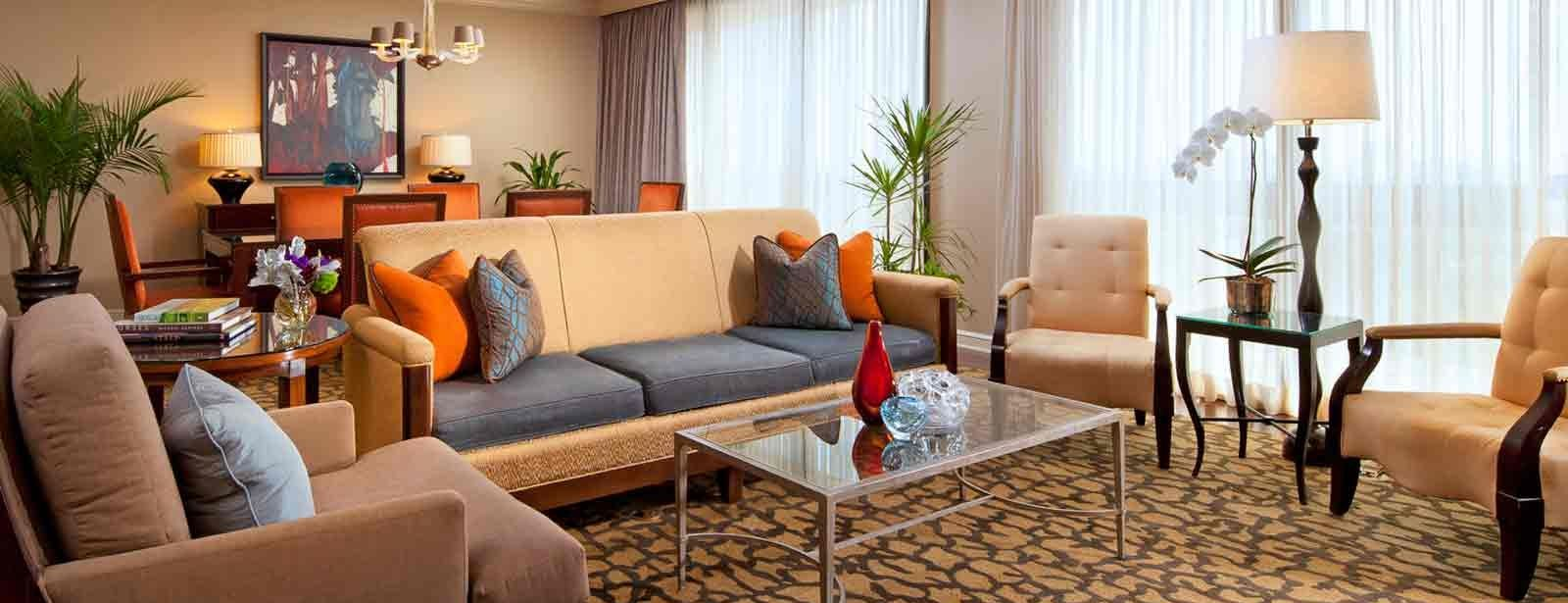 Governor or State Suite - Luxury Hotels in Houston| The St. Regis Houston Hotel